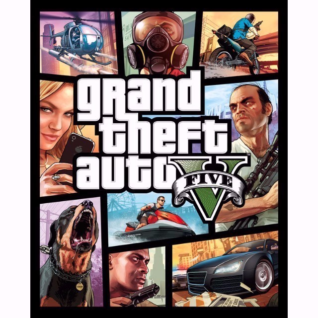 free games grand theft auto five