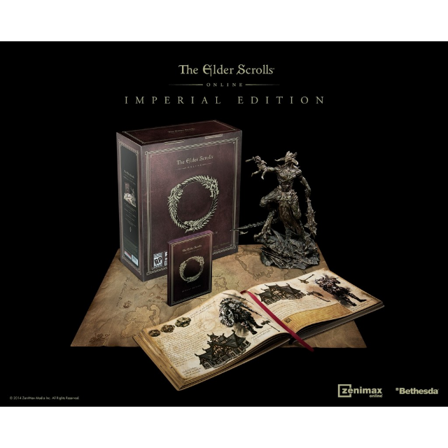 The Elder Scrolls Online: Imperial Edition - Steam Games