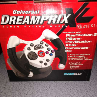 UNIVERSAL DREAMPRIX XL TURBO WHEEL