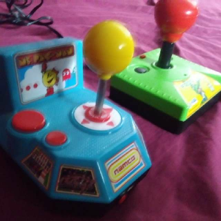 Ms Pac-Man & Frogger Classic Plug and Play