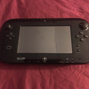 Nintendo Wii U Gamepad ONLY. Authentic and Works 100% No charger!