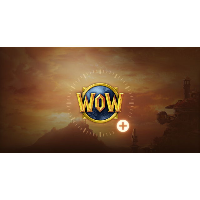free wow game code