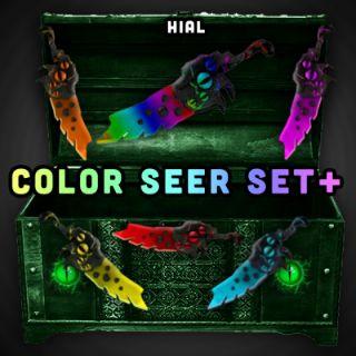 Weapon   Full Seer set mm2