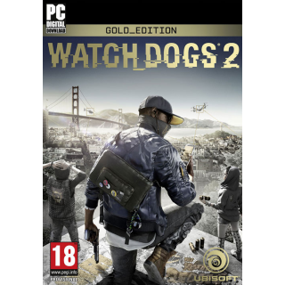 Watch Dogs 2 Gold Edition (Uplay)