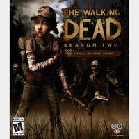 The Walking Dead: Season Two - Steam Key