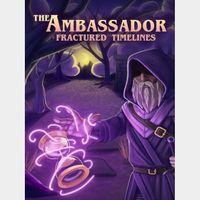 The Ambassador: Fractured Timelines