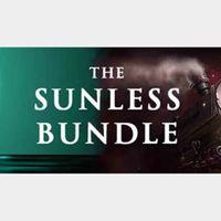 Sunless Bundle (Sunless Skies + Sunless Sea)