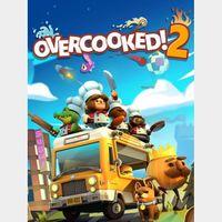 Overcooked! 2 + 2 DLC
