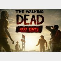 The Walking Dead: 400 Days - Steam Key