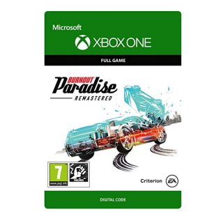 Burnout Paradise Remastered Xbox One Download
