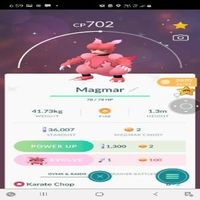 Magmar | 702 Cp Shiny✨