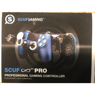 New SCUF controller