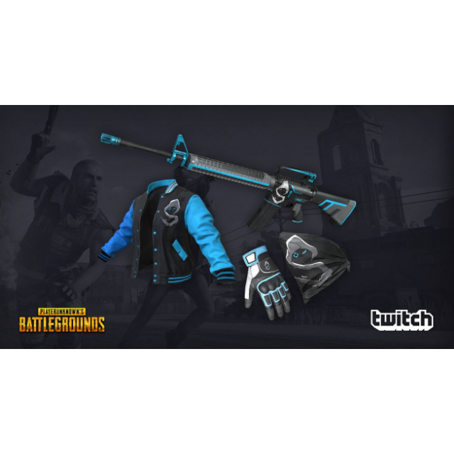 PUBG   Shroud Set Crate Limited - PlayerUnknown's