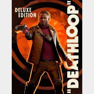 DEATHLOOP: Deluxe Edition