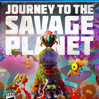 Journey To The Savage Planet Ps4 Games Gameflip