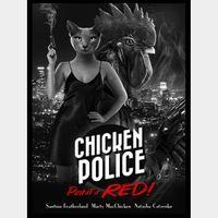 Chicken Police