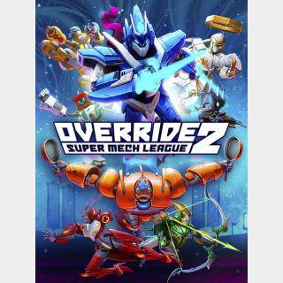 Override 2: Super Mech League + Ultraman DLC