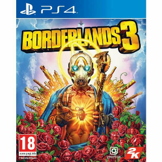 Borderlands 3 + Gold Weapon Skin Pack