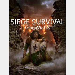 Siege Survival: Gloria Victis - ( GOG ) CD KEY ( instant delivery )