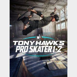 Tony Hawk's Pro Skater 1+2 - PS5  !! REGION EUROPA !! CD KEY GLOBAL ( instant delivery )