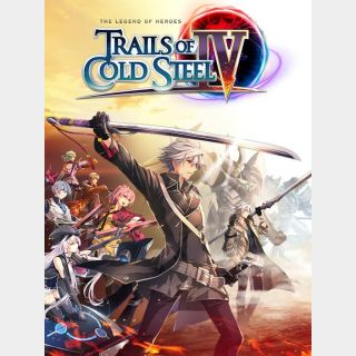 The Legend of Heroes: Trails of Cold Steel IV - ( GOG ) CD KEY ( instant delivery )