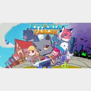 Kitaria Fables - ( GOG ) CD KEY ( instant delivery )