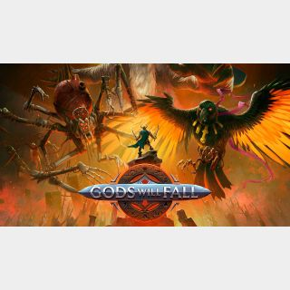 Gods Will Fall - ( GOG ) CD KEY ( instant delivery )