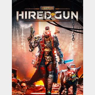 Necromunda: Hired Gun - ( GOG ) CD KEY ( instant delivery )