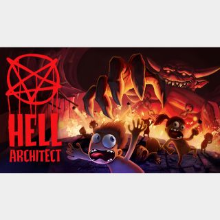 Hell Arhitect - STEAM CD KEY GLOBAL ( instant delivery )