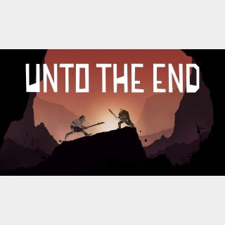 Unto the End - ( GOG ) CD KEY ( instant delivery )