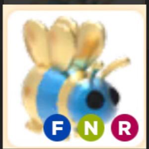 Pet | fly ride neon queen bee adopt me roblox