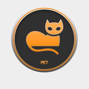 Pet   MFR Owl Mega Neon