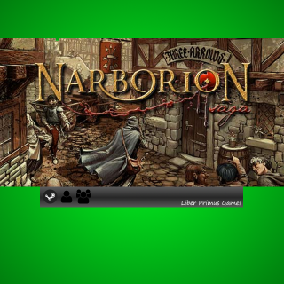 Narborion Saga (Instant-Delivery)