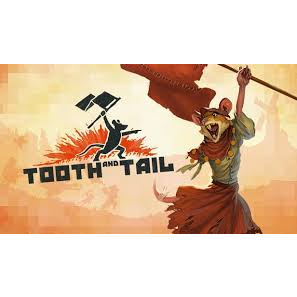Tooth and Tail Steam Key