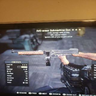Weapon | AA Sub Gun***
