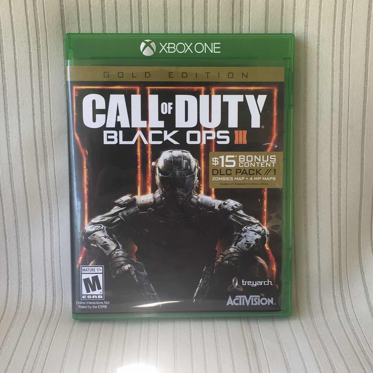 Call Of Duty Black Ops 3 Xbox One Games Fair Gameflip