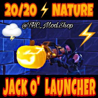 Jack O Launcher   Nature Jack O Launcher