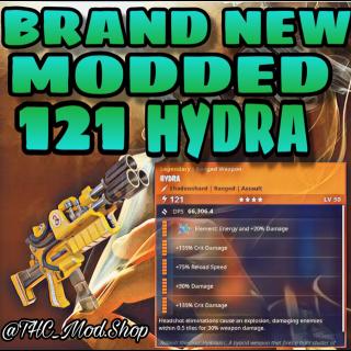 Hydra | ‼️NEW‼️ Modded 121 Hydra