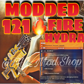 Hydra   Modded 121 Fire Hydra 🔥