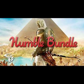 Assassin's Creed Origins (EU region) Humble Bundle gift link