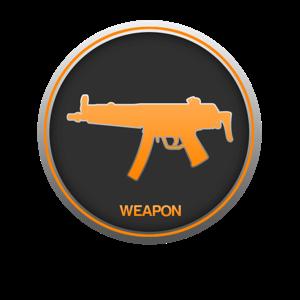 Weapon | quad explosive RW 10mm pistol