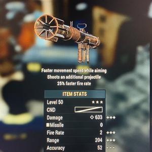 Weapon | ts rocket launcher