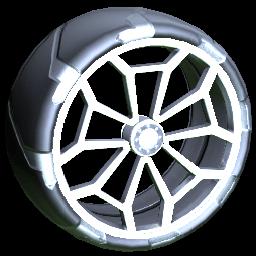 Aero Mage   Titanium White