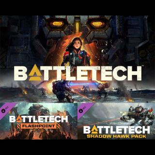 BATTLETECH + 2 DLCS