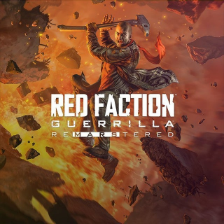 Red Faction Guerilla Re-Mars-tered