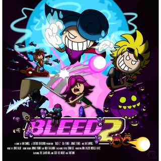 Bleed 2 + Roombo: First Blood Indie /Action bundle