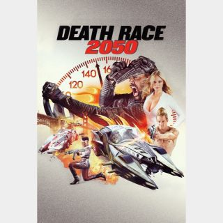 Death Race 2050 🆓🎦 | HD  🇺🇸 MoviesAnywhere | ports Vudu/iTunes/GP |