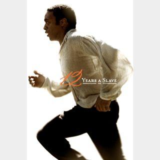 12 Years a Slave🔥🆓🔥 | HD  🇺🇸 MoviesAnywhere | ports Vudu/iTunes/GP |