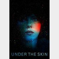Under the Skin | A24 | [ HDx ] | Vudu | not MA Title