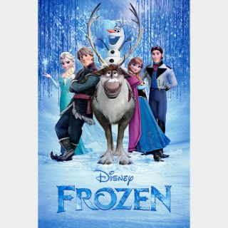 Frozen   HDx   GooglePlay   ports MoviesAnywhere /Vudu/iTunes/FN